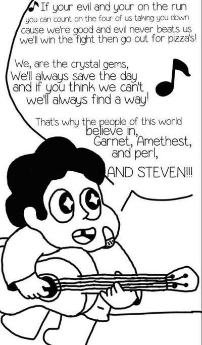 Steven Universe by Unknowndemon626