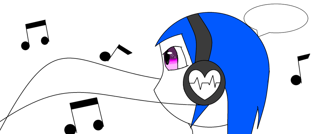 Music is life by Unknowndemon626