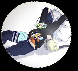 Kakashi Babysitter