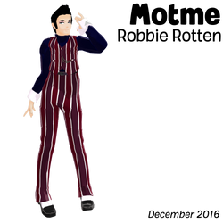 [MOTME] Robbie Rotten {December} (+DL) by YikesDepartment