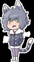 CAT BOY ADOPT SOLD