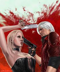 Dante Must Die by minhdo