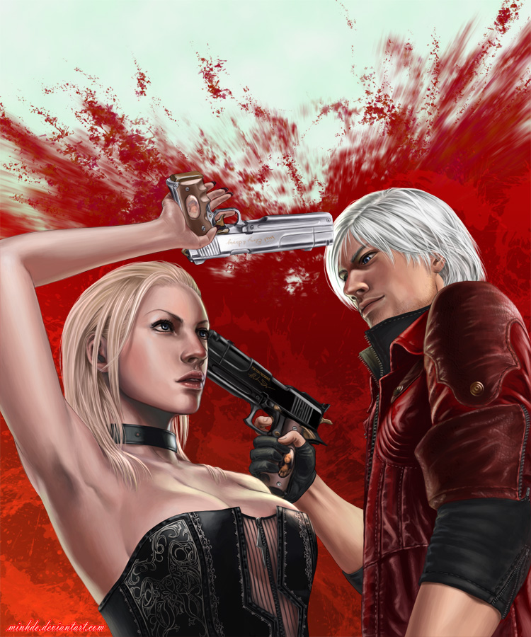 Dante Must Die by minhdo