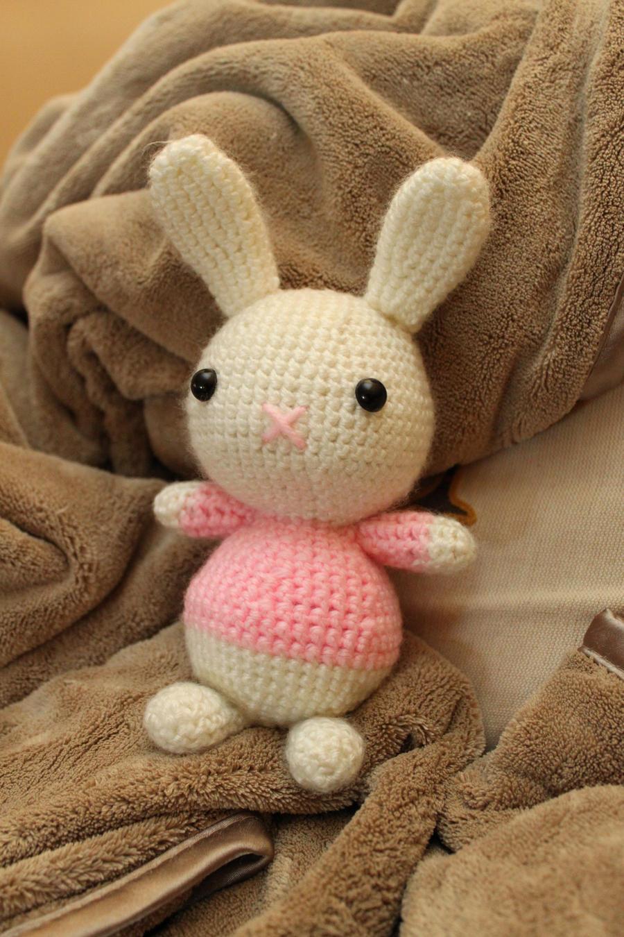 Amigurumi Bunny Face : Amigurumi Bunny by minhdo on DeviantArt
