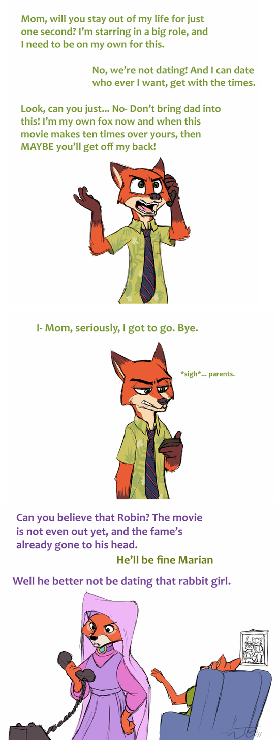 Parental Problem by WillCayfyeld