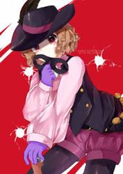 Persona 5: Haru by Shinnrin