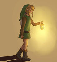 A Link to the past by Abstractmeow
