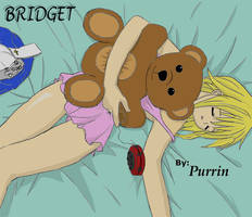 Sleeping Buri by Purrin