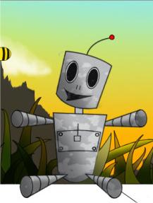 Robot in progress. by SLPK360