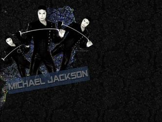 Michael Jackson Wallpaper by NANAKiryu