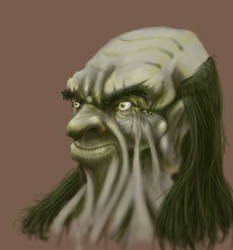 OLD Creature by indian-prophet