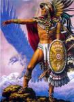 Aztek Warrior