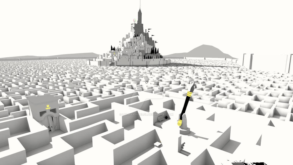 Castle Maze by LOLmaxdudeLOL