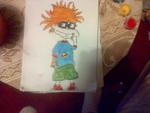 Chucky by arranboi123
