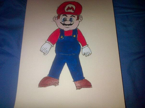Mario by arranboi123