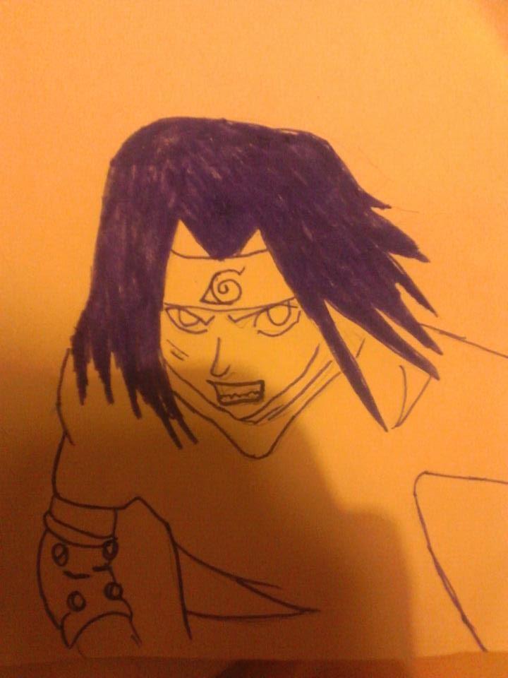 Naruto 4 by arranboi123