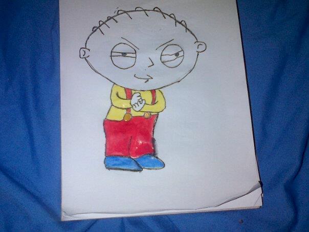 Stewie Griffin by arranboi123