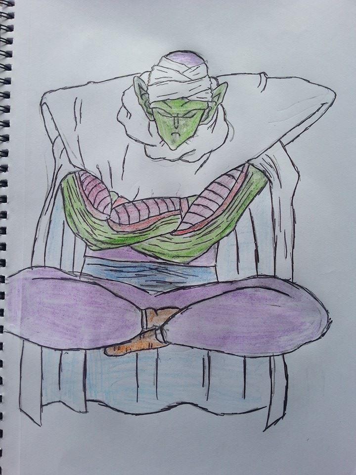 Piccolo by arranboi123