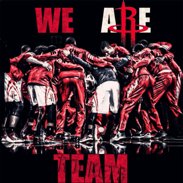 Houston Rockets Squad 2019: Houston Rockets We Are Team By Kevin-tmac On DeviantArt