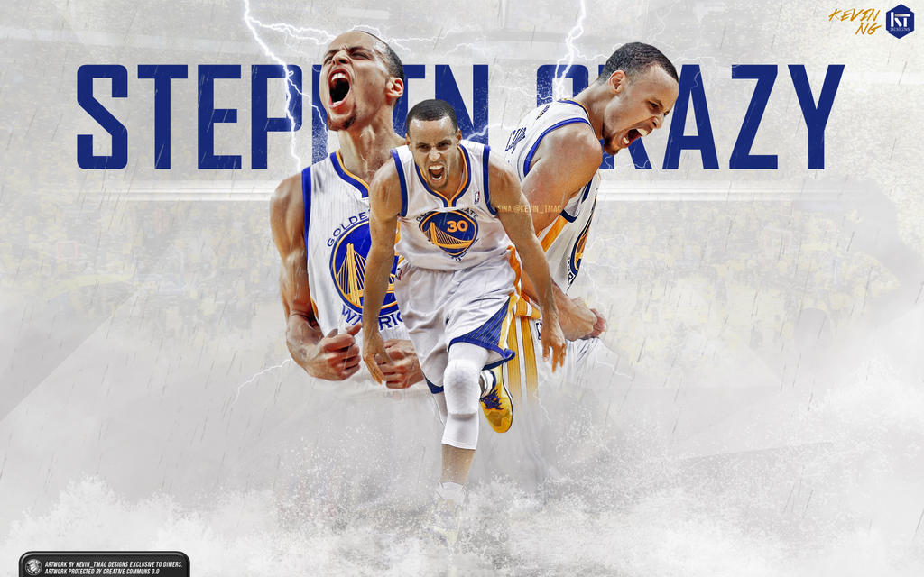 Stephen Curry Crazy Wallpaper By