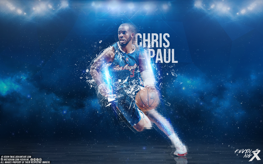 Chris Paul Wallpaper by Kevin-tmac on DeviantArt