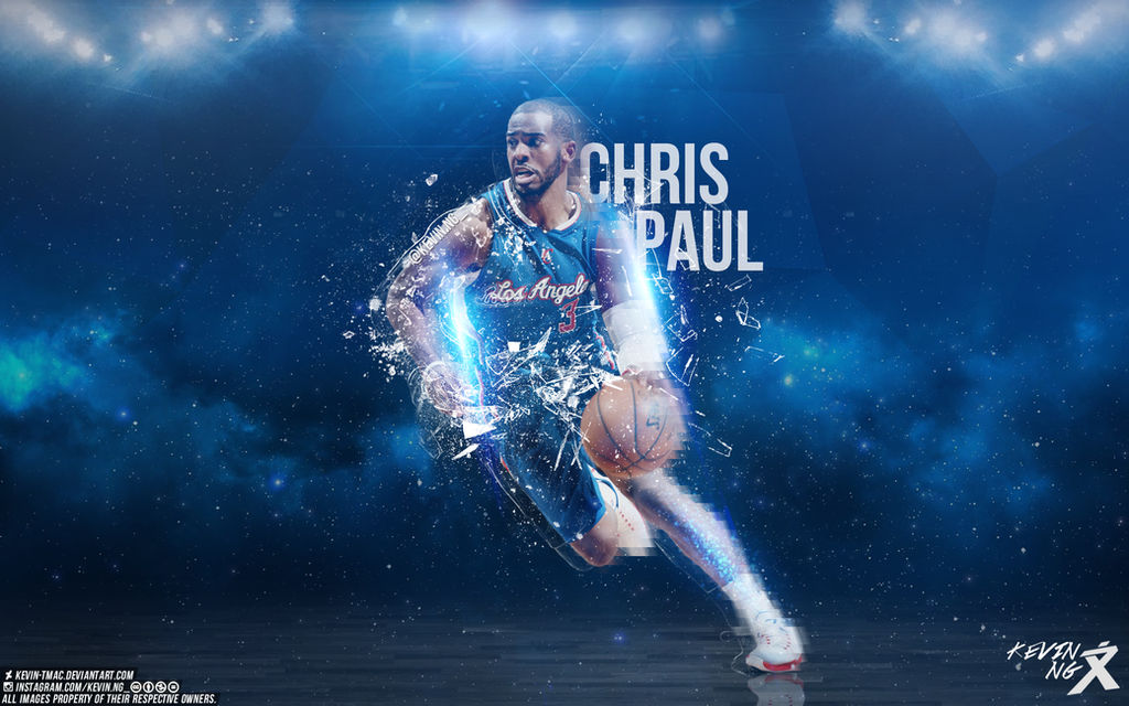 Chris Paul Wallpaper by Kevin-tmac ...