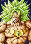 the mighty Broly