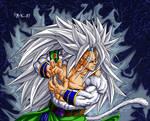 Goku ssj5 2