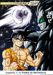 Cover Dragonball SF chapter 1