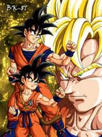 Son Goku by BK-81