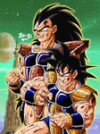 saiyans: battle damaged