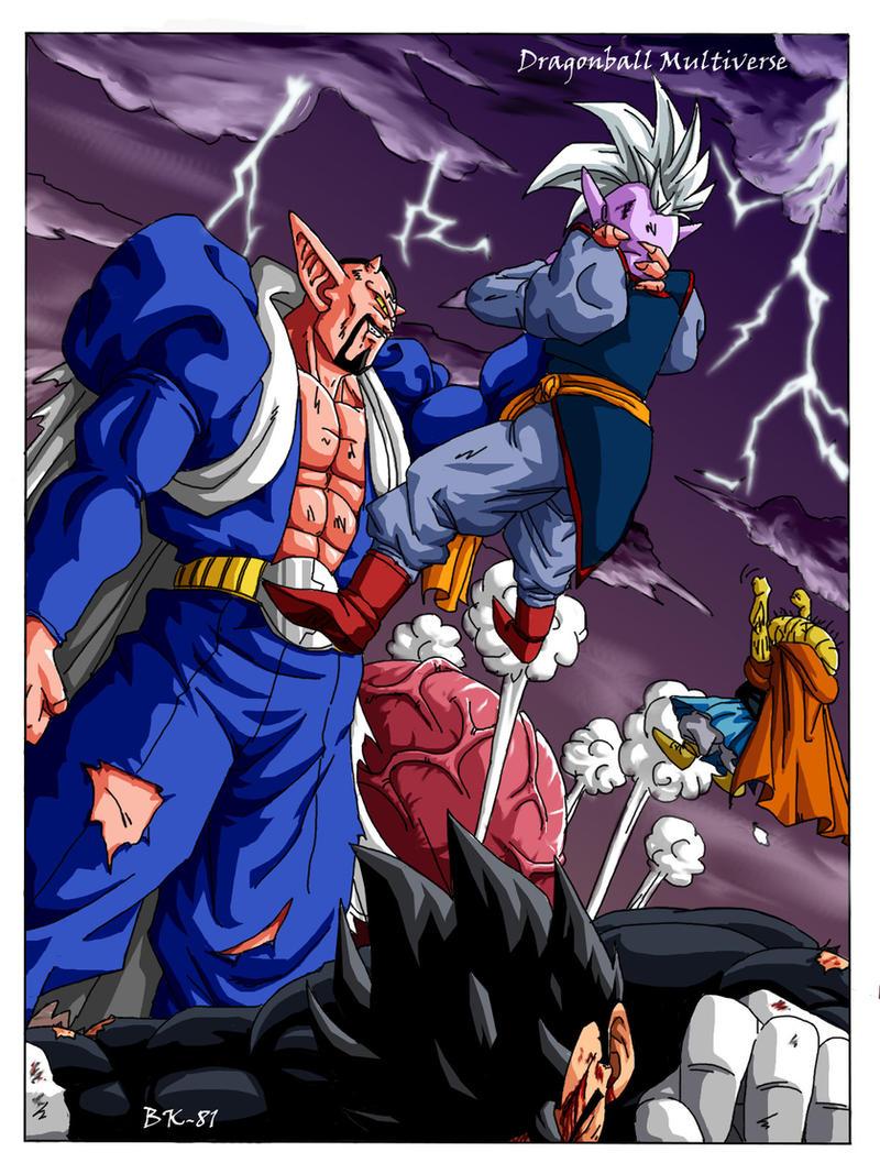 DBM Universe 11 cover colored