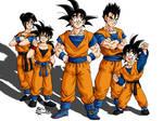 Orange heros