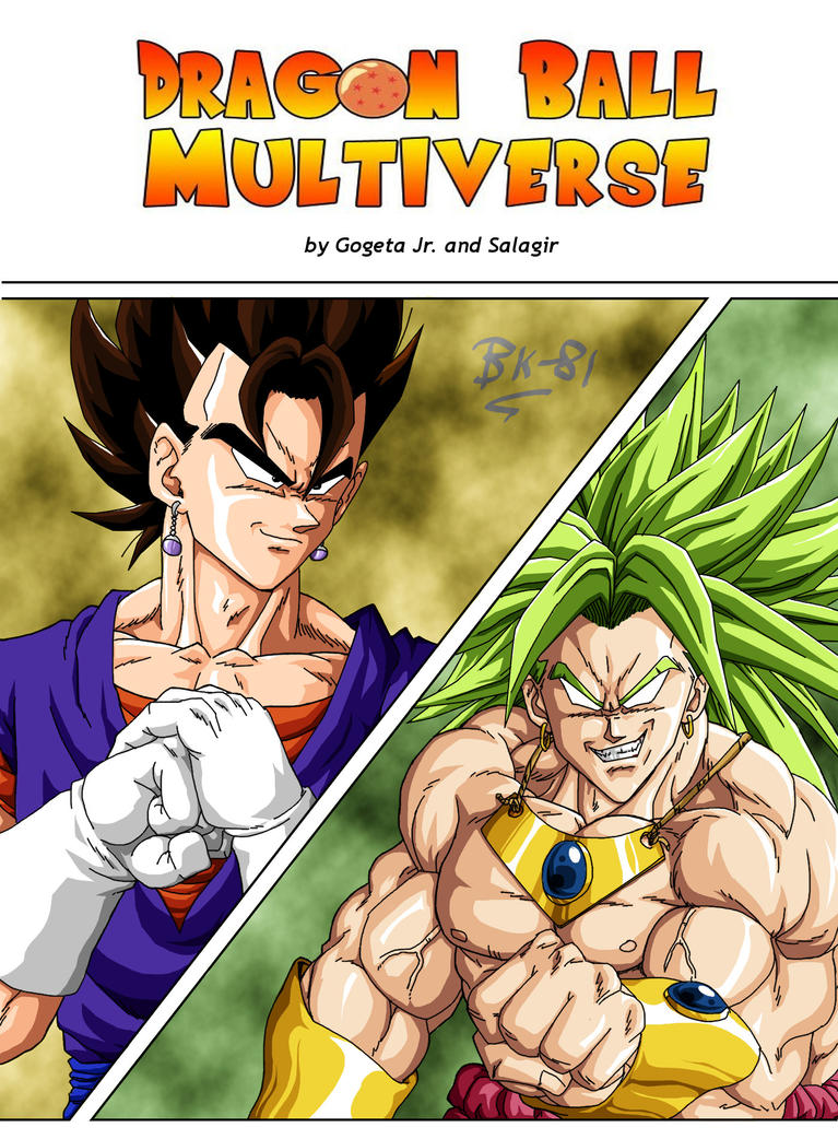 DBM Versus: Broly Vs. Vegetto by BK-81