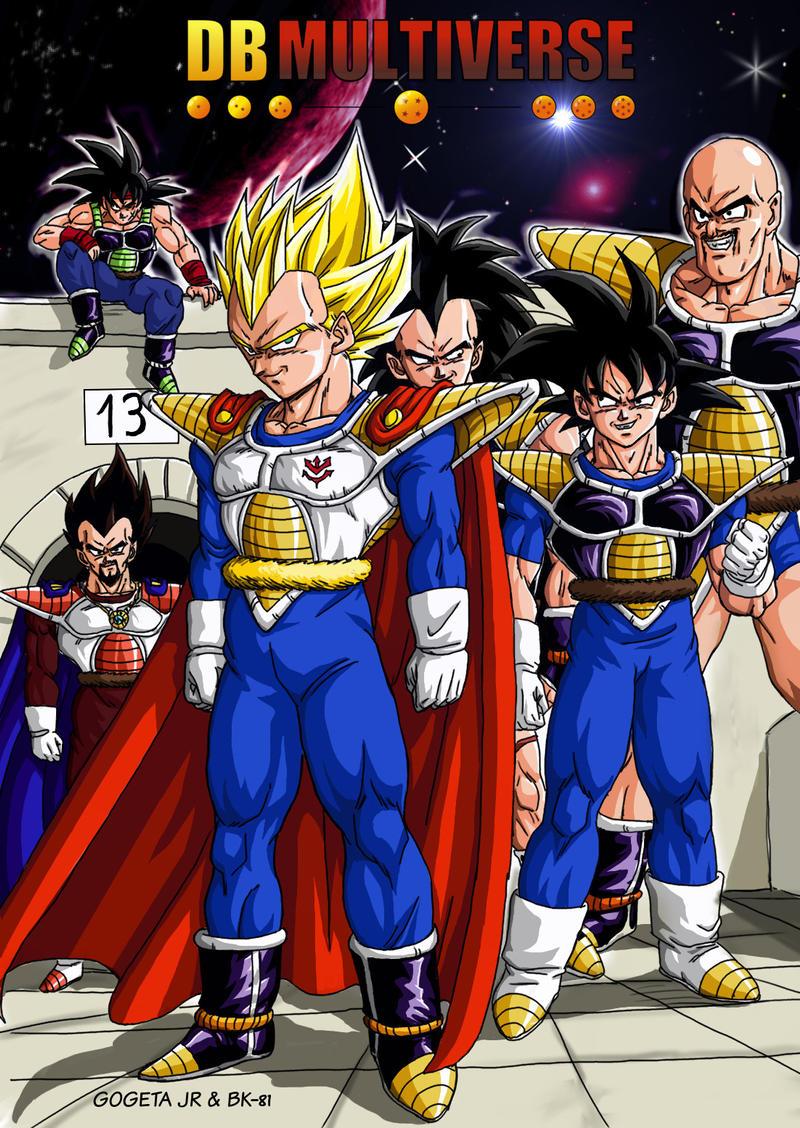 We are the Super saiyans DBM