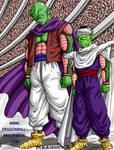 Gast Carcohl and Piccolo DBM
