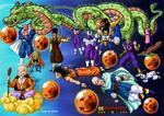 DBM Universe 9 poster