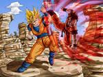 Goku UUb Training DBM