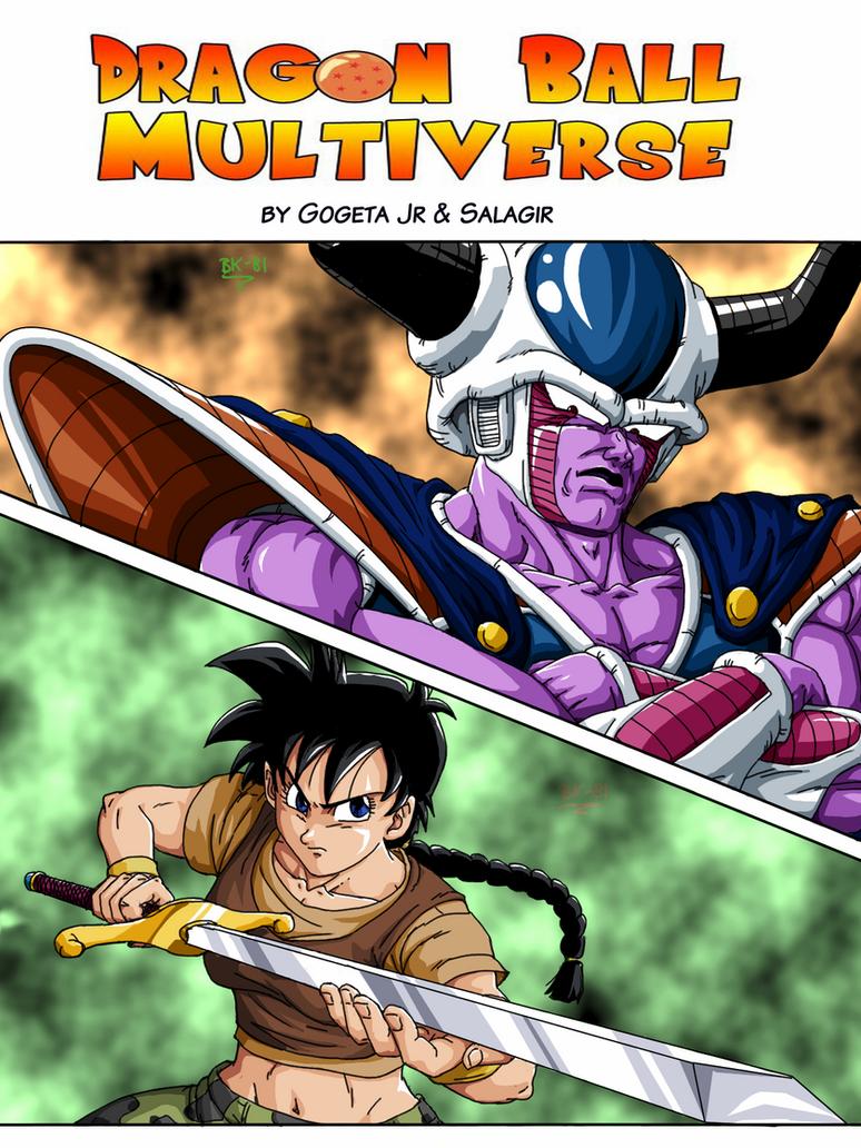 Dragonball Multiverse - Gast vs Cell jr HD - YouTube  |Dragon Ball Multiverse Gast