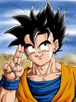 Hi, I am Gokuhan by BK-81