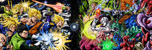 DBZ ultimate clash HR by BK-81