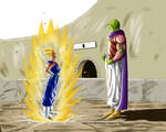 DBM Vegetto Vs Ghast Carcohl