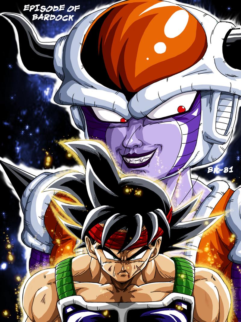 Bardock Goku Raditz