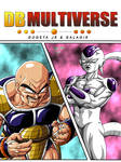 DBM Nappa vs Freeza