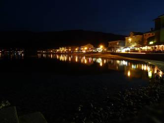 Baska by night by BK-81
