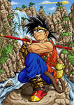 The Monkey- King of Mt. Paozu