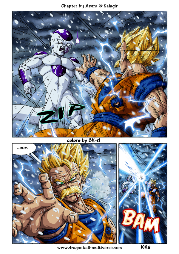 DBM page 1003 coloration