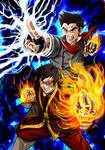 Team Avatar: Fire
