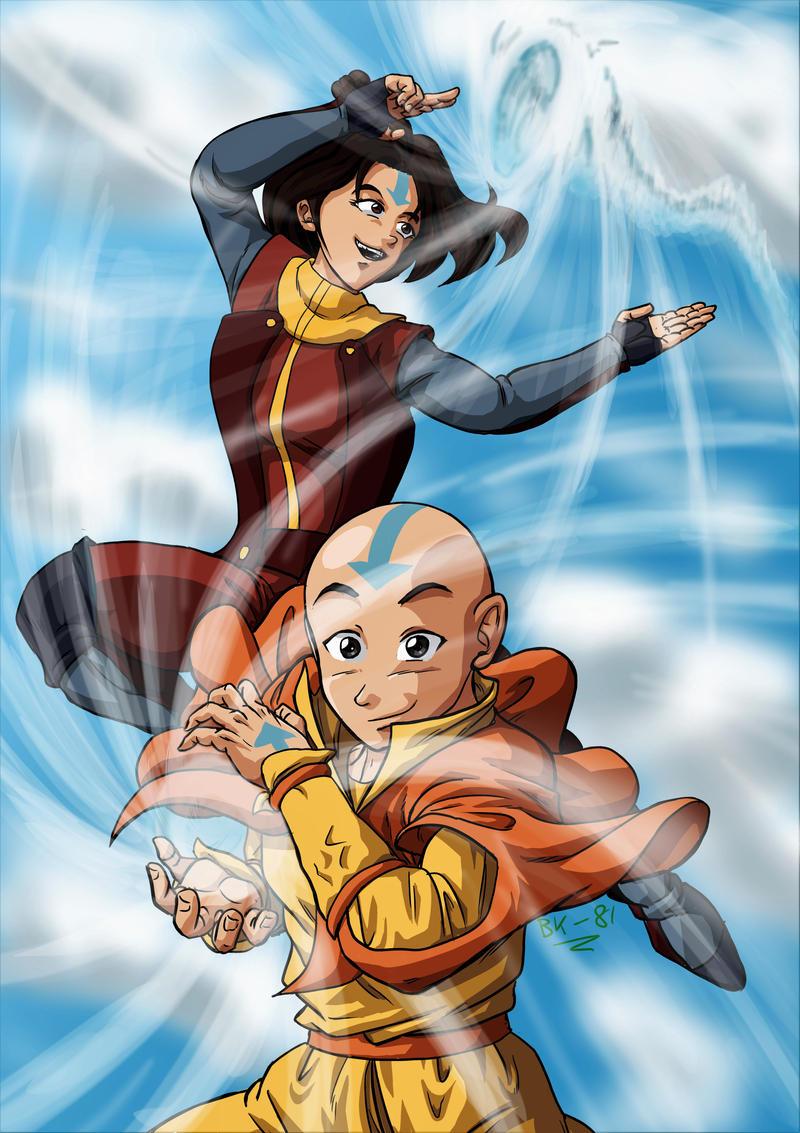 Team Avatar: Air