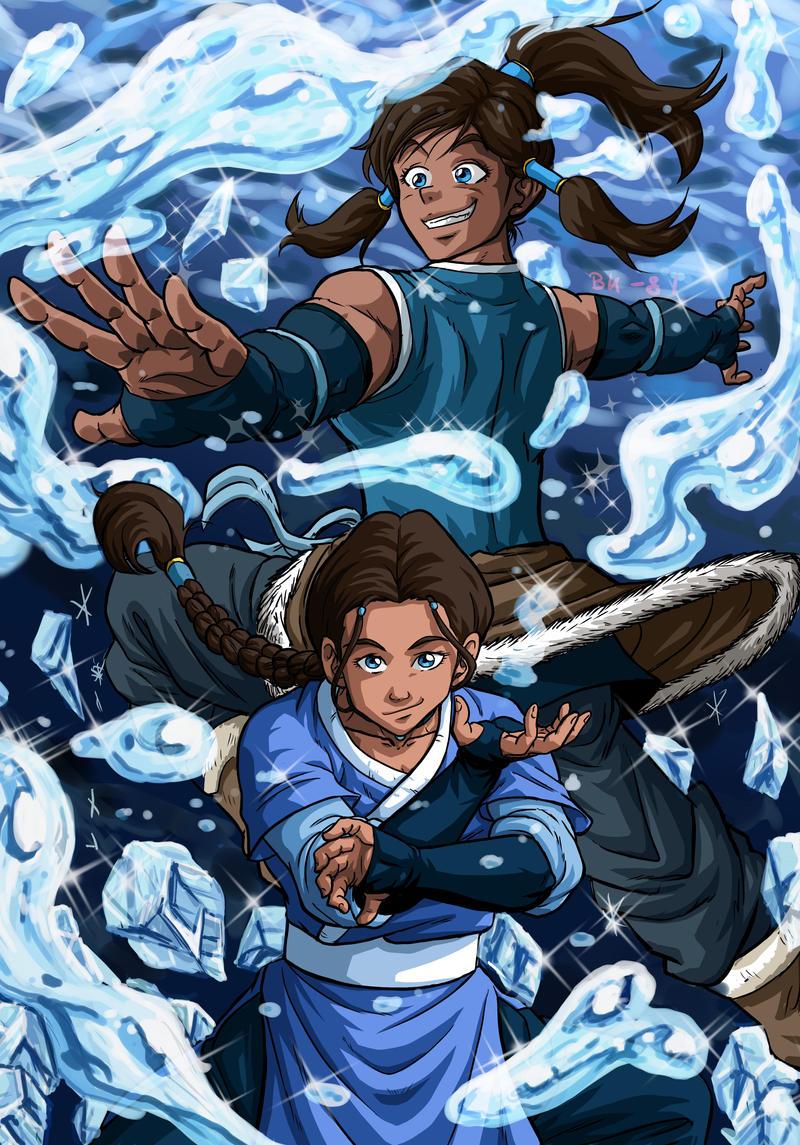 Team Avatar: Water